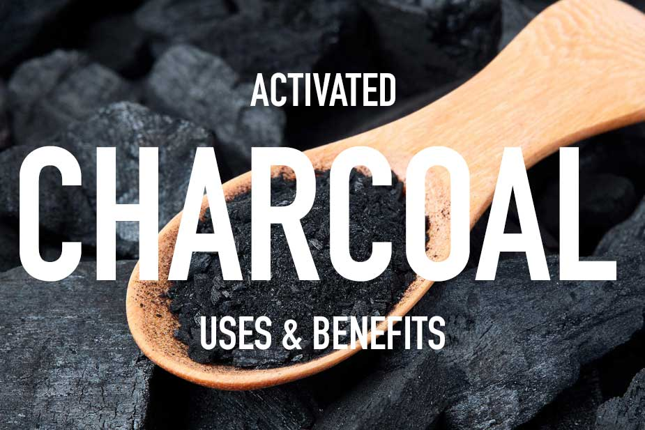 activated charcoal: benefits and uses