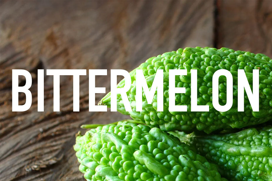 Bittermelon - naturally lower blood sugar and blood pressure
