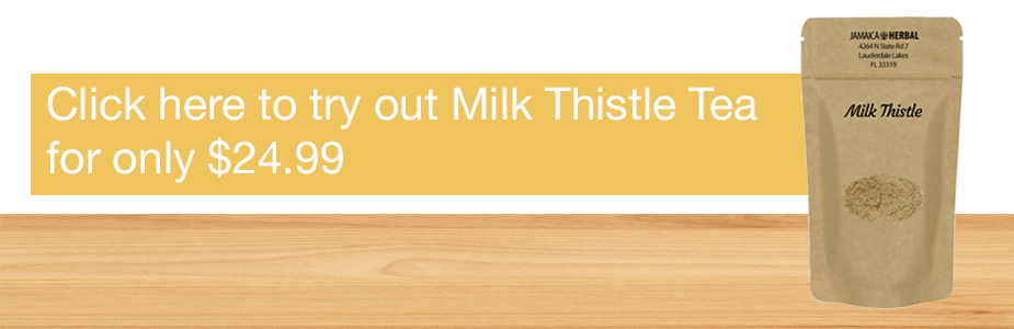 Buy Milk Thistle Tea