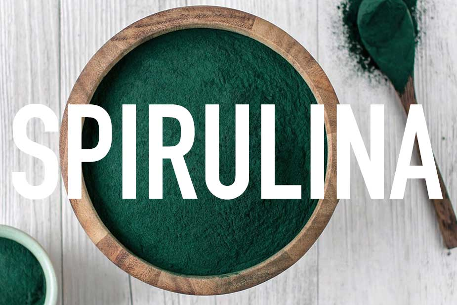 Spirulina Health Benefits | Detox heavy metals, eliminate candida, lower blood pressure