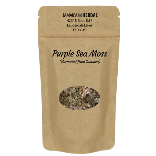 Jamaican Purple Sea Moss