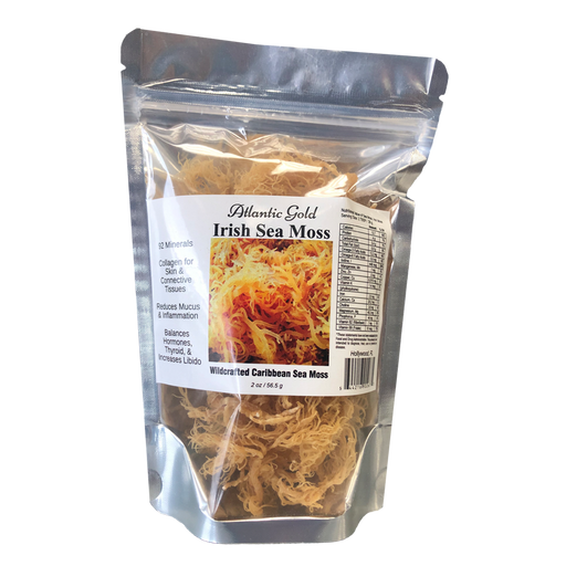 Caribbean Gold Sea Moss