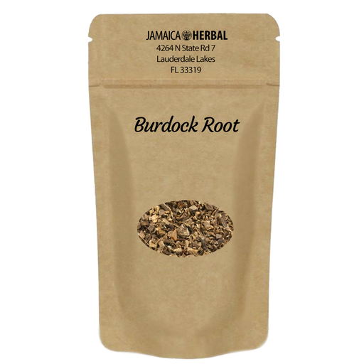 Burdock Root Raw Herb | Blood Purification Support