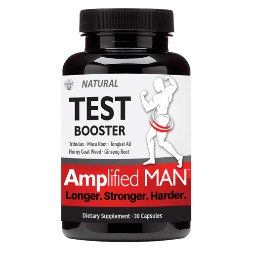 Amplified Man Testosterone Booster