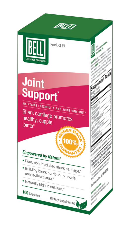 Joint Support Shark Cartilage Bell Lifestyle (60 capsules)