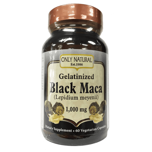 Black Maca 1000mg (60 capsules)