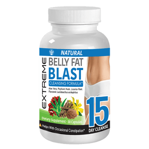 Belly Fat Blast 15 Day Cleanse (30 capsules)