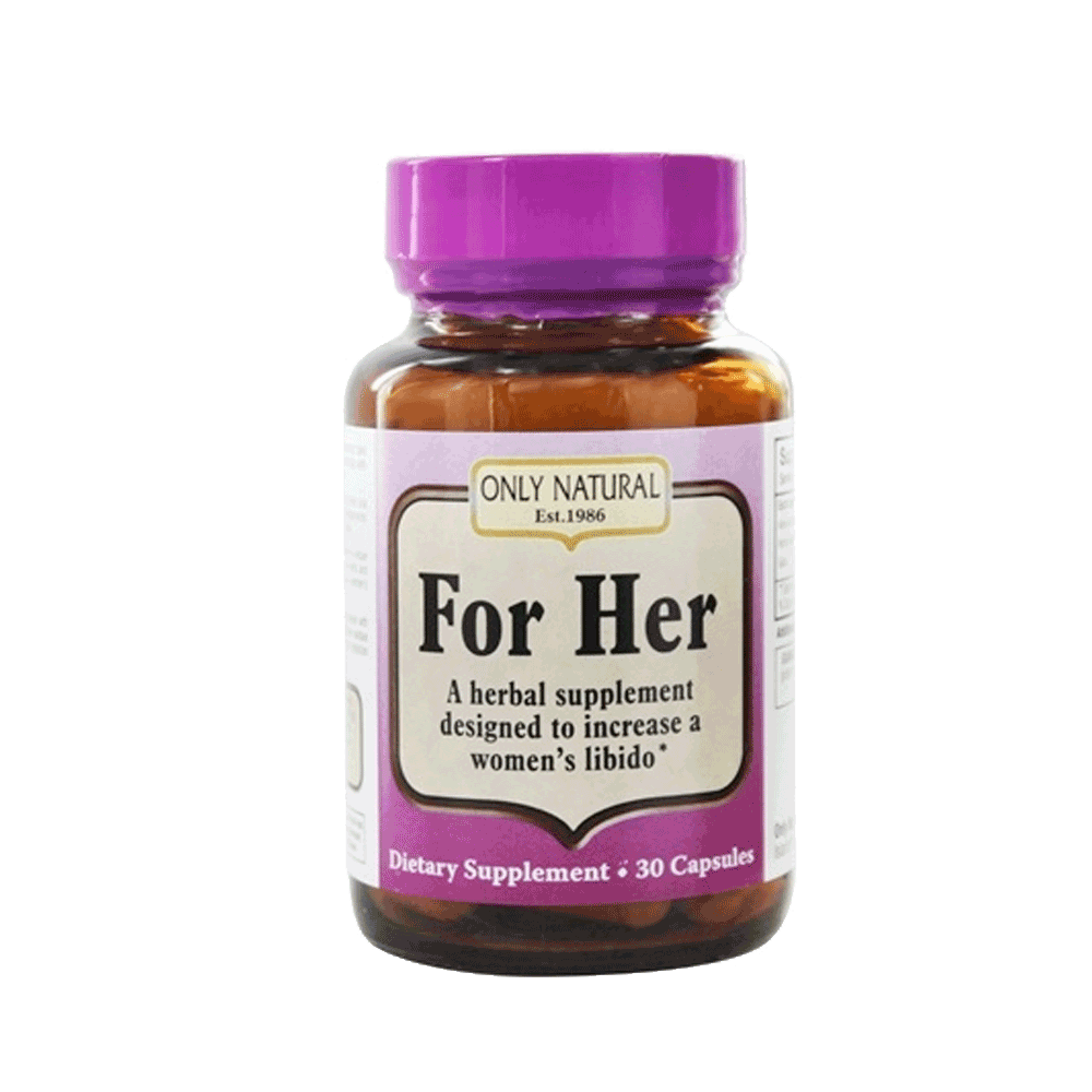 For Her | Women's Libido Support - 30 capsules