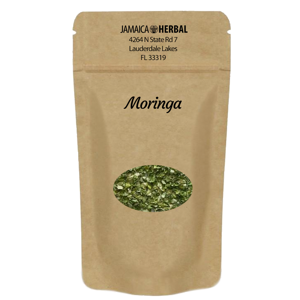 Moringa Raw Herb | Immune System Support