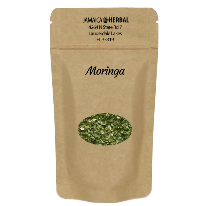 Moringa Raw Herb | Blood Sugar Support, High Blood Pressure Support, Immune Booster