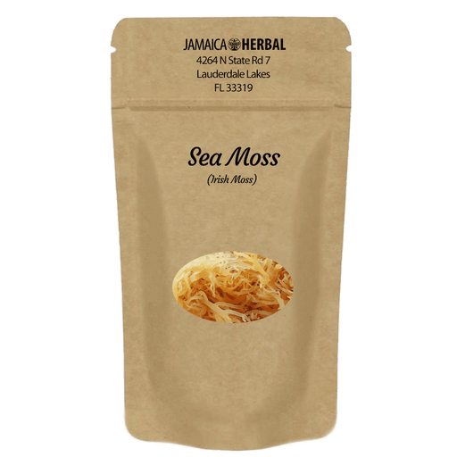 Sea Moss (Raw Wildcrafted Irish Moss)