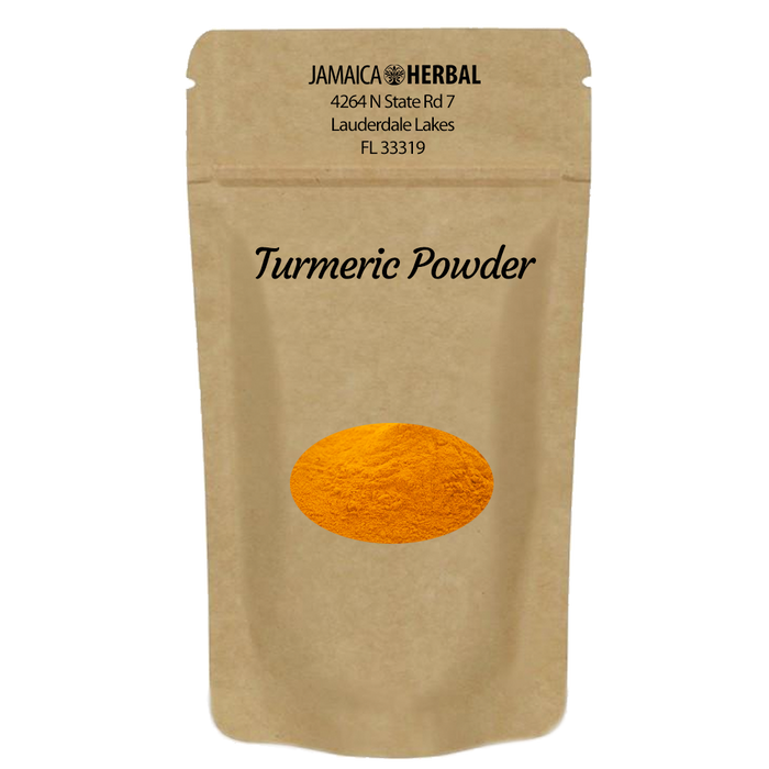 Organic Turmeric powder | Powerful Anti-Inflammatory, Pain Reducer, Attack Cancer cells