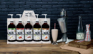 THE REAL MILKSHAKE CO. Caramel Syrup 1.5L