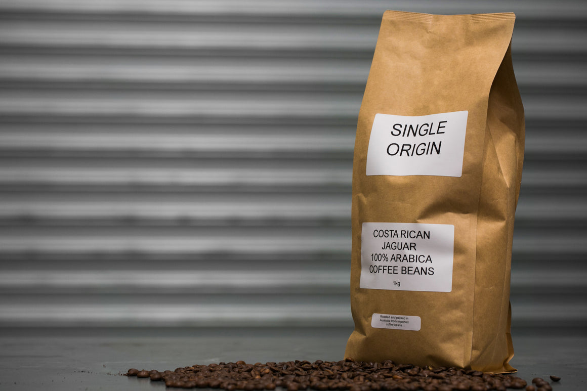 Single Origin Coffee (Beans) 1kg
