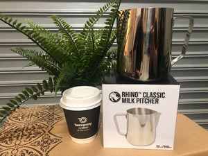Rhino Stainless Steel Milk Jug 950ml