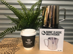 Rhino Stainless Steel Milk Jug 600ml