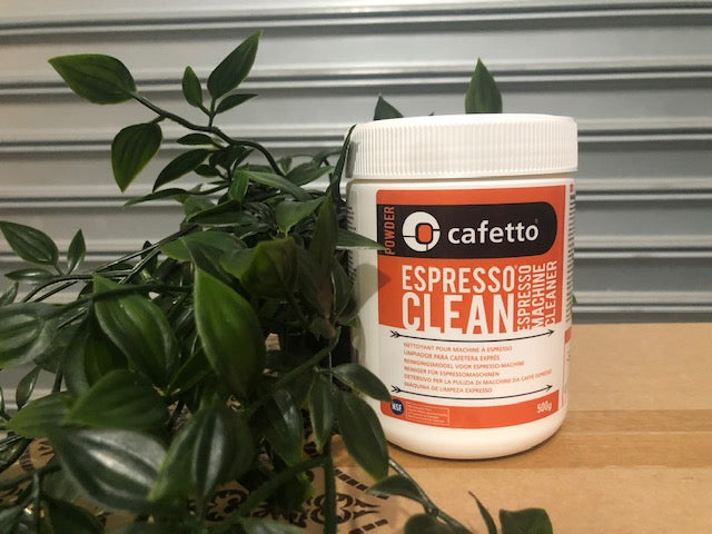 Cafetto Espresso Machine Cleaner 500g