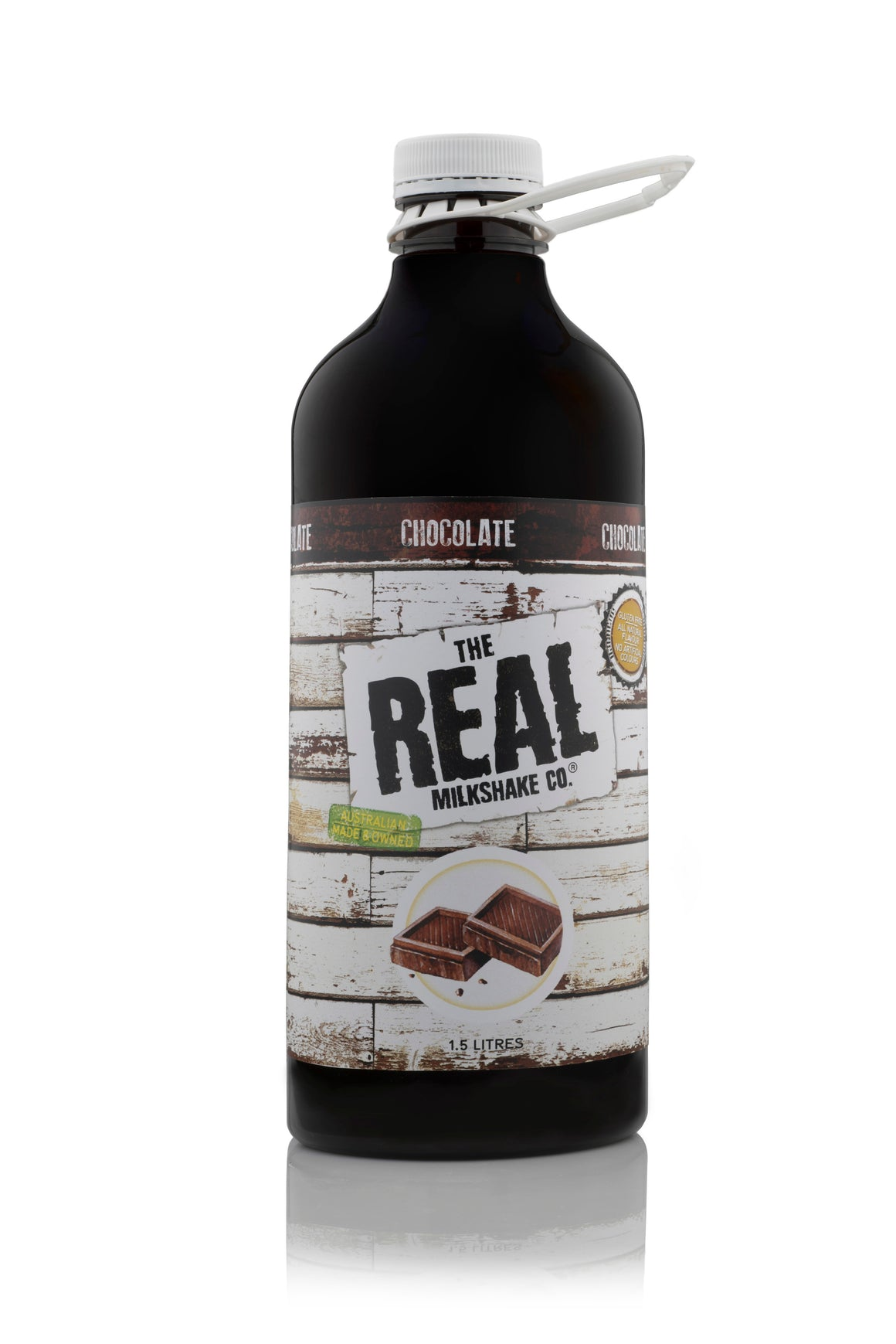 THE REAL MILKSHAKE CO. Chocolate Syrup 1.5L