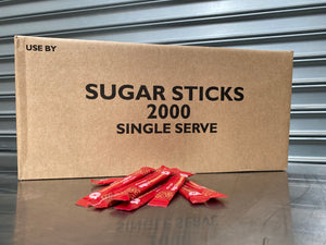 Hennessy Coffee White Sugar Stick's 2000