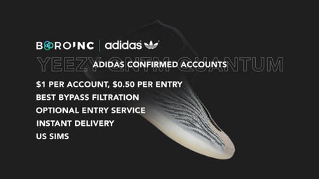 [VIP ONLY] Adidas Confirmed Entries - Yeezy 380 RF