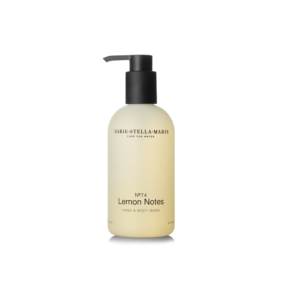 No.74 Lemon Notes Hand & Body Wash