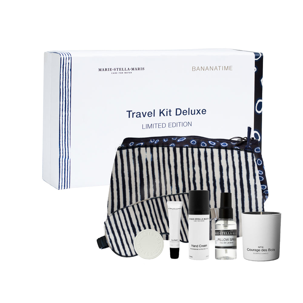 Travel Kit Deluxe Bananatime - Limited Edition reisverzorgingsset