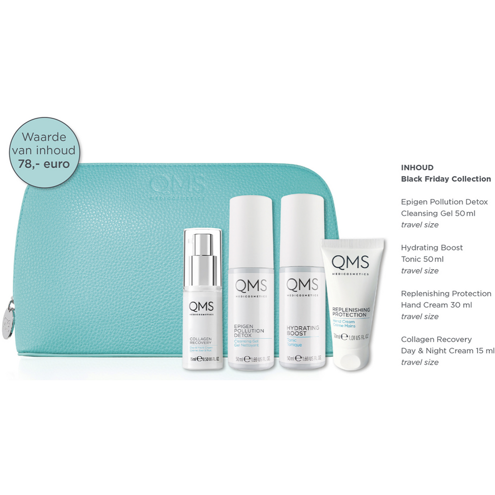 QMS Collagen Recovery Collection
