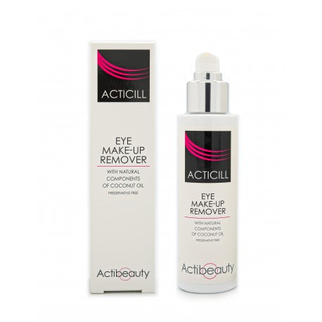 Acticill make-up remover