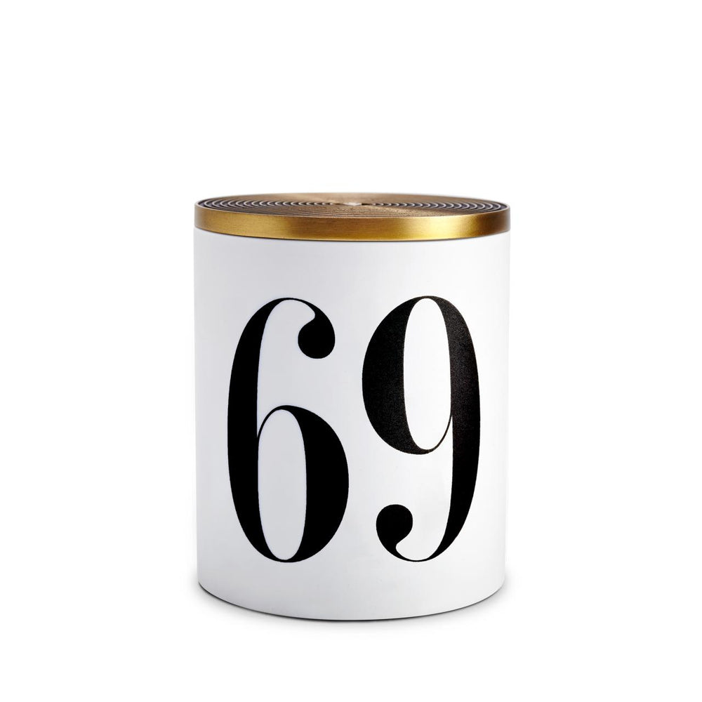 Oh mon Dieu No. 69 - 1 wick candle
