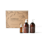 Matcha triplet - shampoo - conditioner - hair oil - voordeelbox
