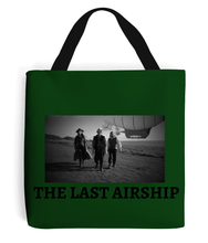 The Last Airship Tote Bag