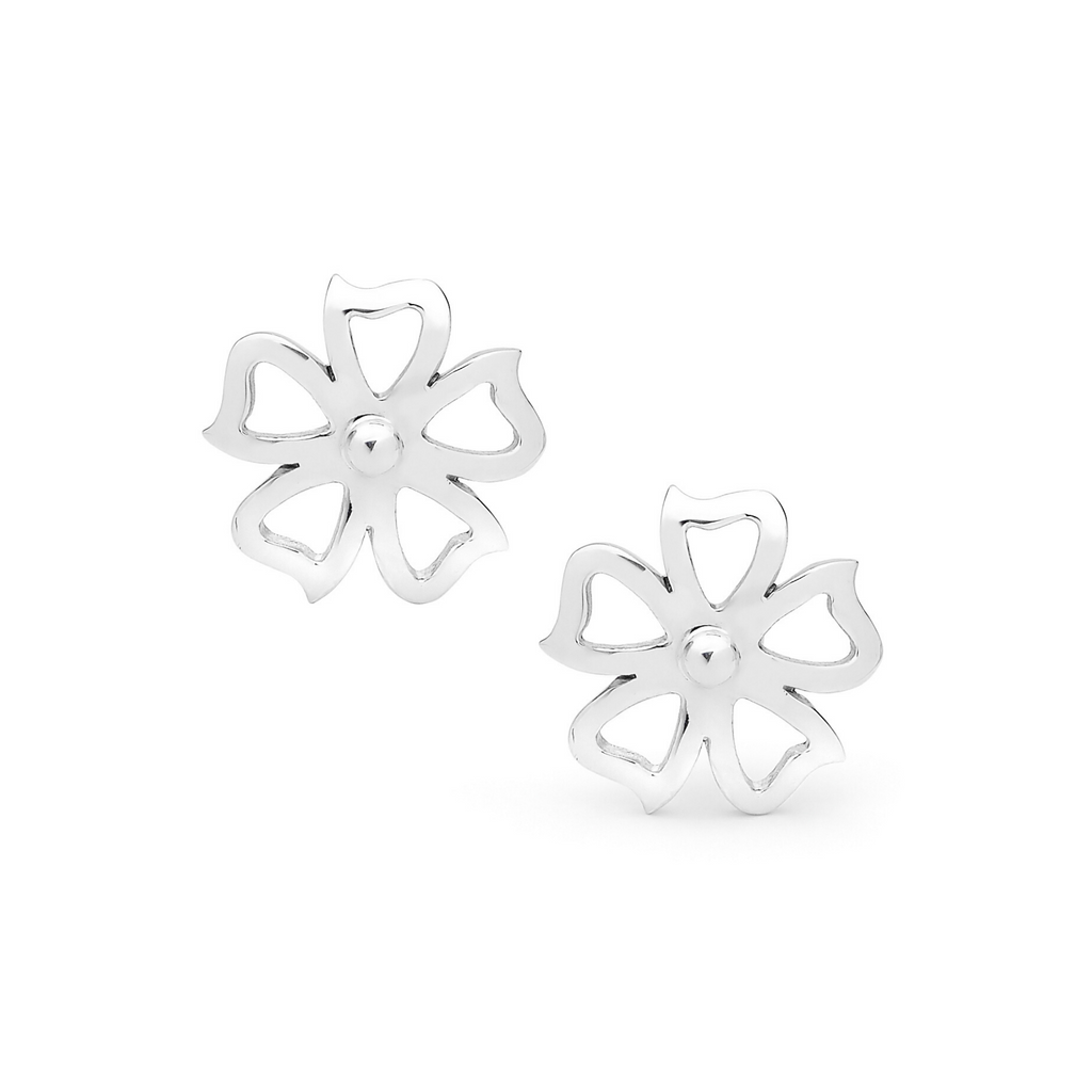 Portrait Fiore Petunia Stud Earrings
