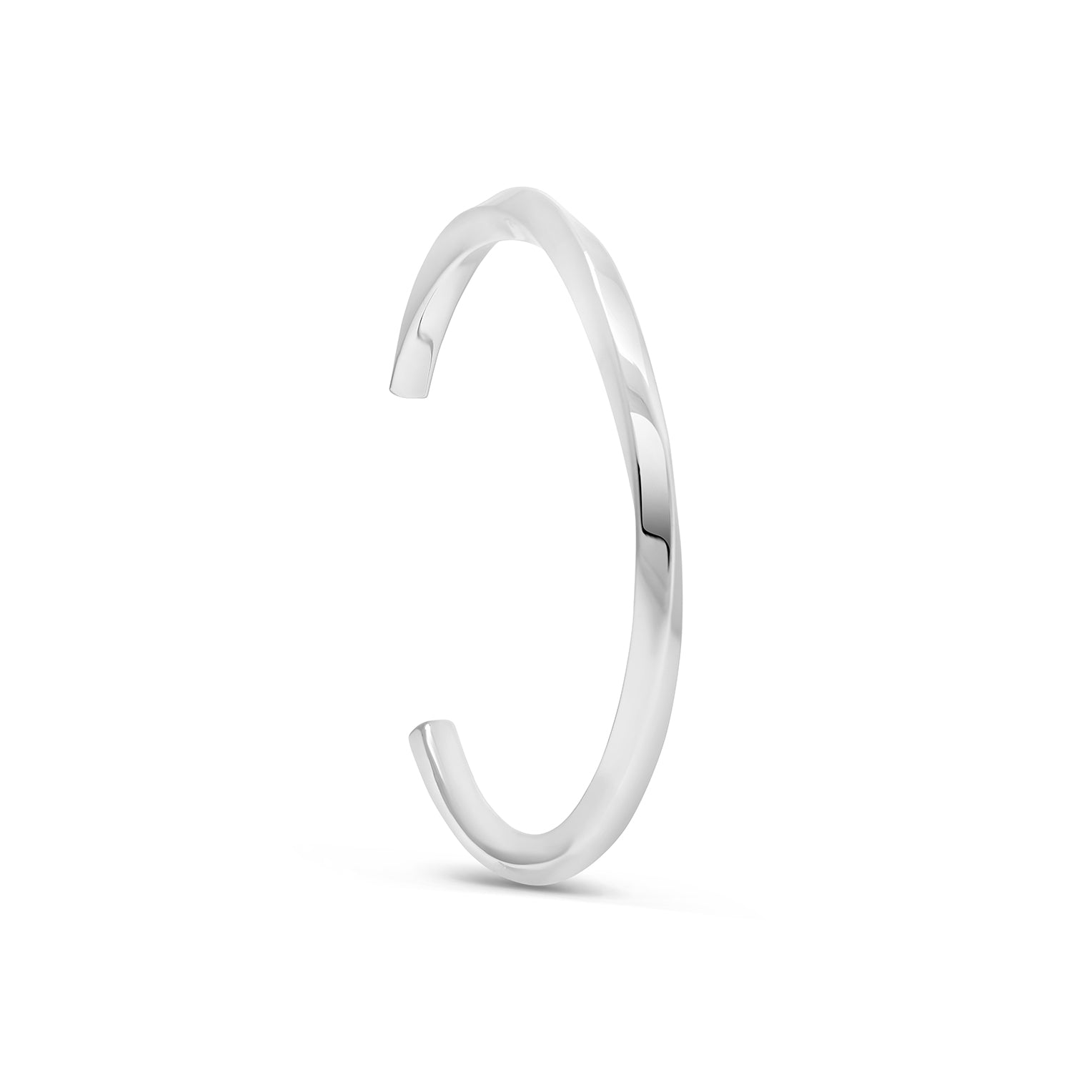 Contemporary Twist Bracelet