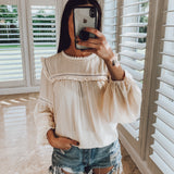 Village Girl Blouse