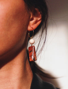 Earrings Leslie