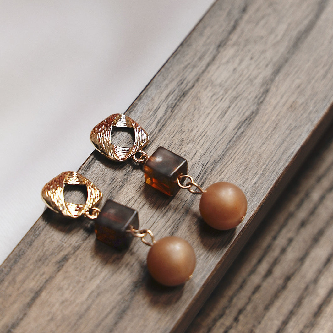 Earrings Berthe