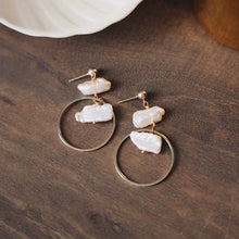 Earrings Laurencin