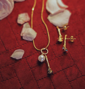 Necklace - La Rose du Petit Prince