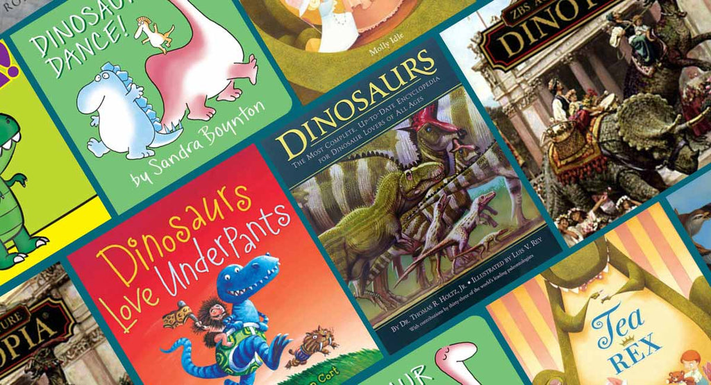 The Best Books for Kids Who Love Dinosaurs