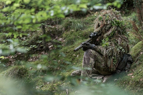 Camouflage for Survival  A Comprehensive Guide