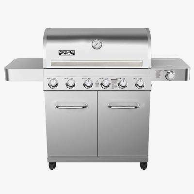 Classy Best Rated Gas Grills