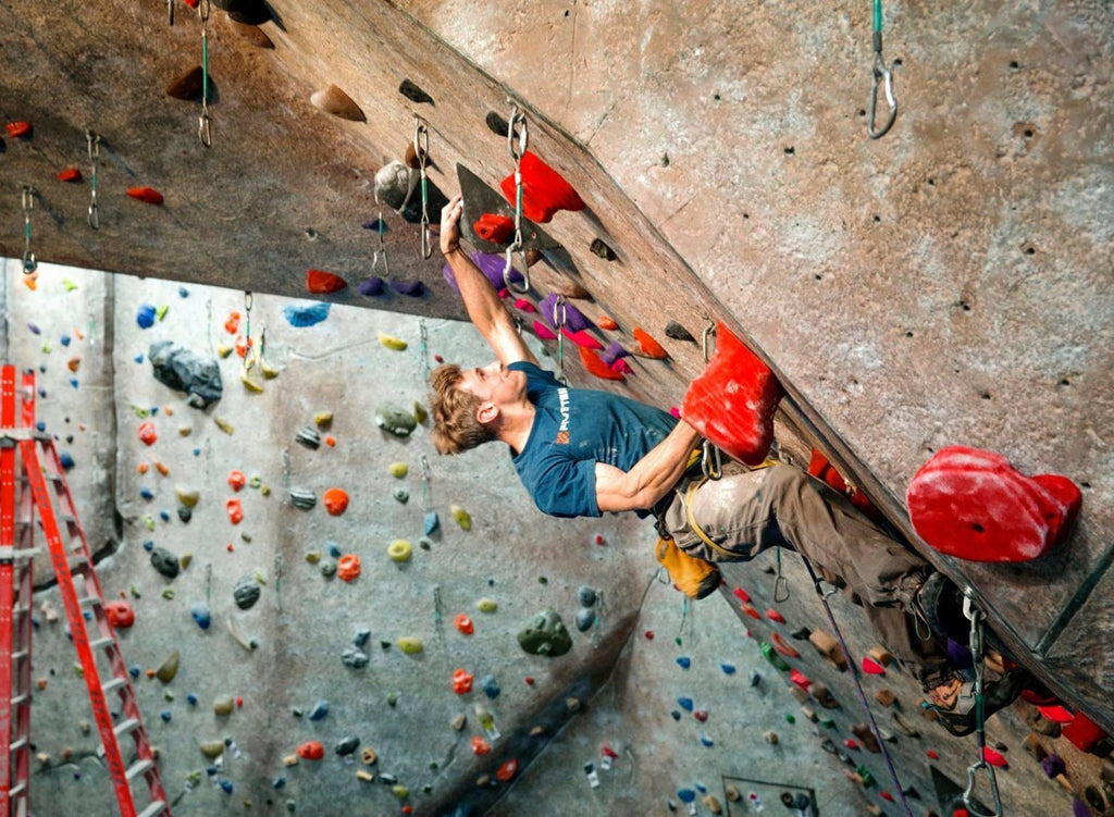 Big Indoor Rock Climbing Los Angeles