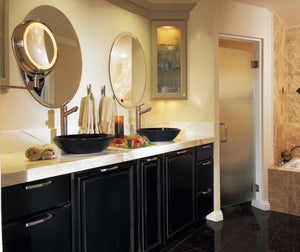 Classic Maple Bathroom Cabinets