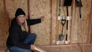 Air Date: (11/18/17) #4421 Host, Casey Hentges, has a DIY project to get those tool sheds organized in no-time!