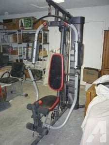 Big Weider Home Gym