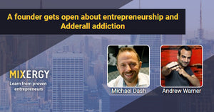 #1802 A founder gets open about entrepreneurship and Adderall addiction