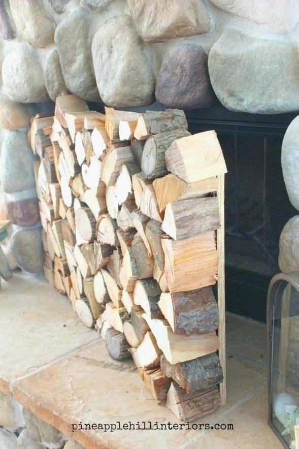 Kind Decorative Fireplace Logs