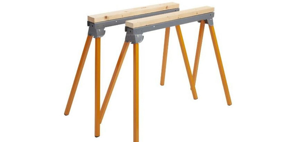 The sawhorse is one of those workshop must-haves that is prized for its versatility