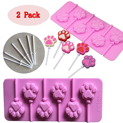 Best 25 Silicone Lollipop Molds