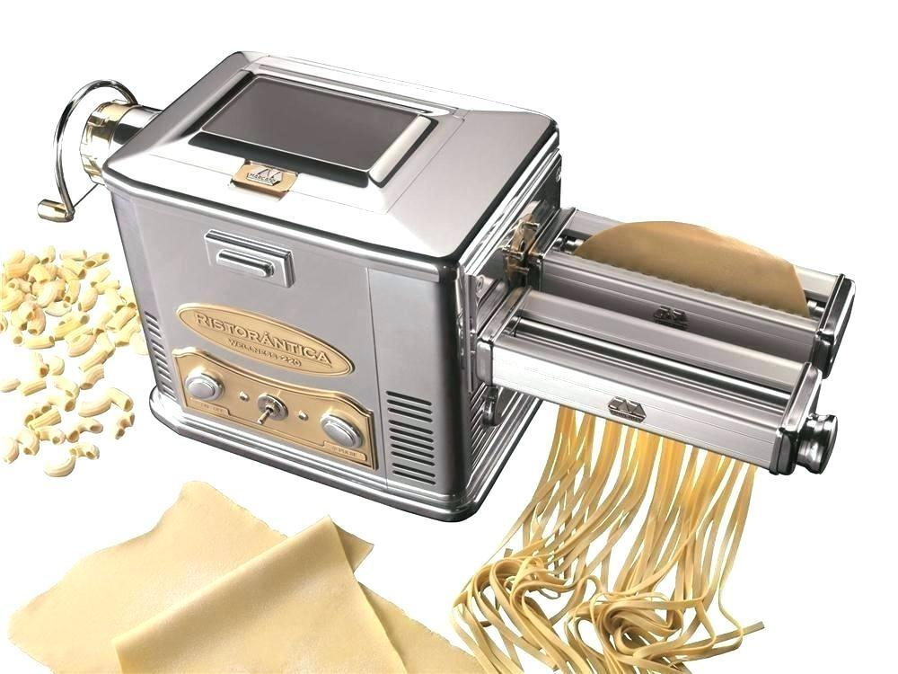Best Concept Electric Pasta Machine